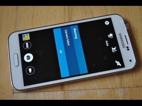 How to fix Samsung galaxy devices camera error( camera failed ...