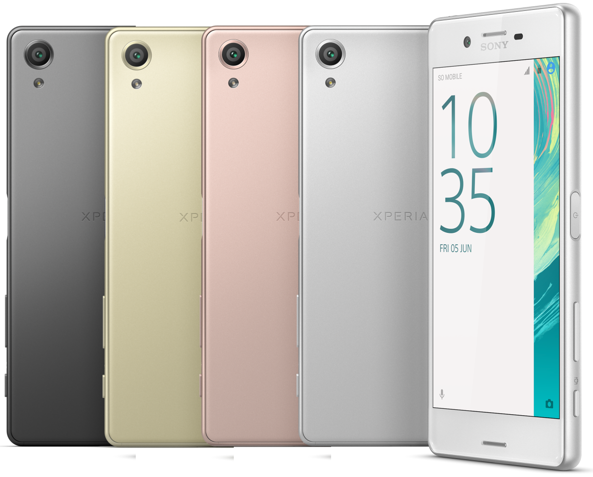 Sony's New Xperia Smartphones Arrive With A Range Of Odd Connected Devices In Tow - Topapps4u