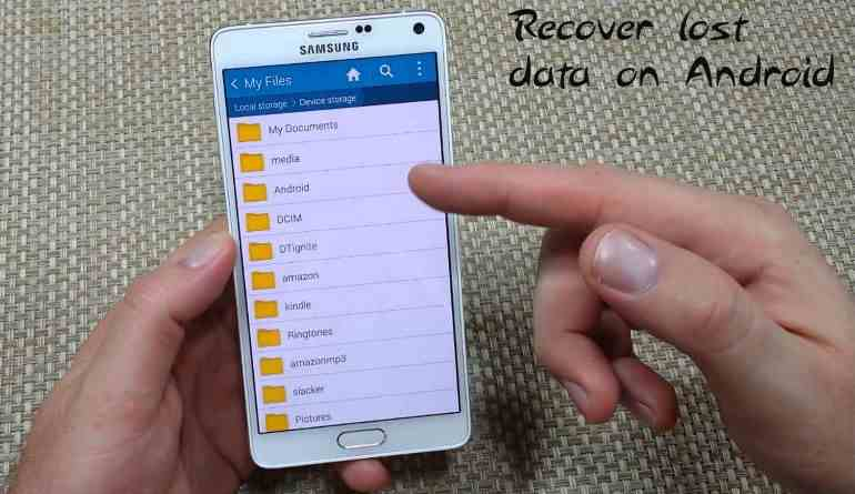 Android Data Recovery Review: Jihosoft Android Phone