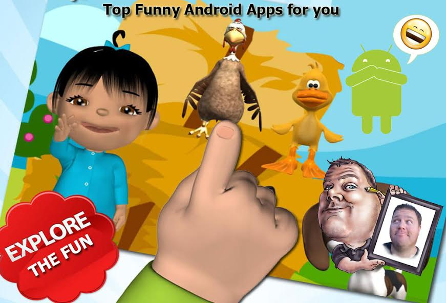 fun apps for android