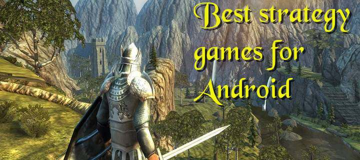 Best strategy offline games for android phone