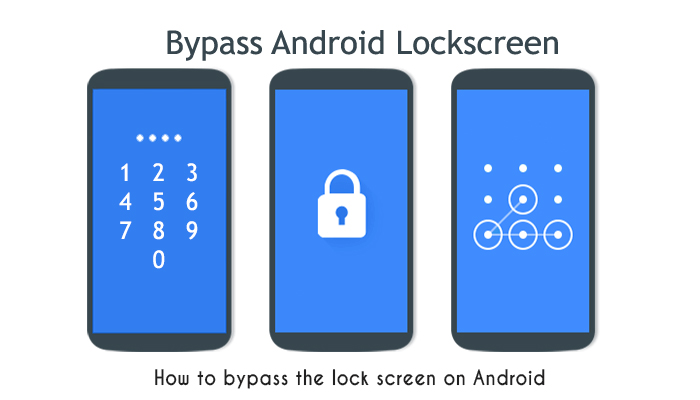 How to bypass the lock screen on Android