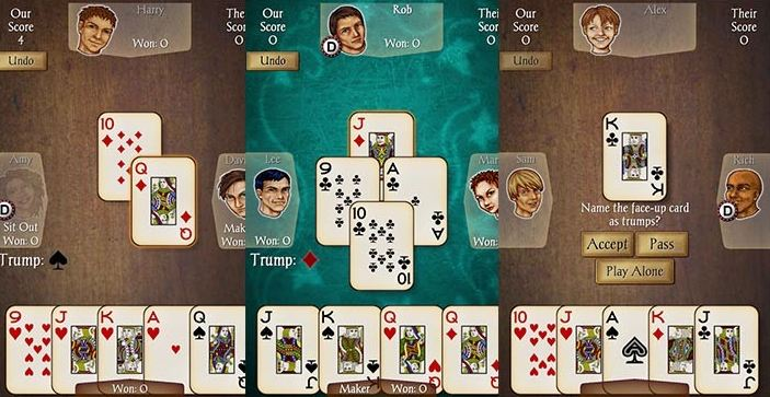 best android card games 2017