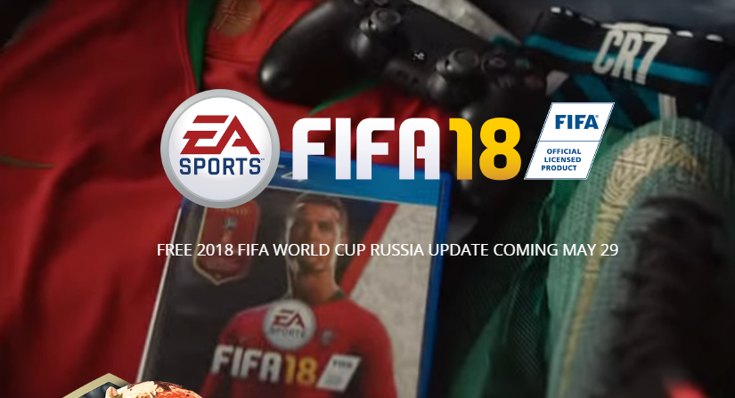 FIfa 18 PS4 with World Cup Update: Amazon.co.uk: PC & Video Games.