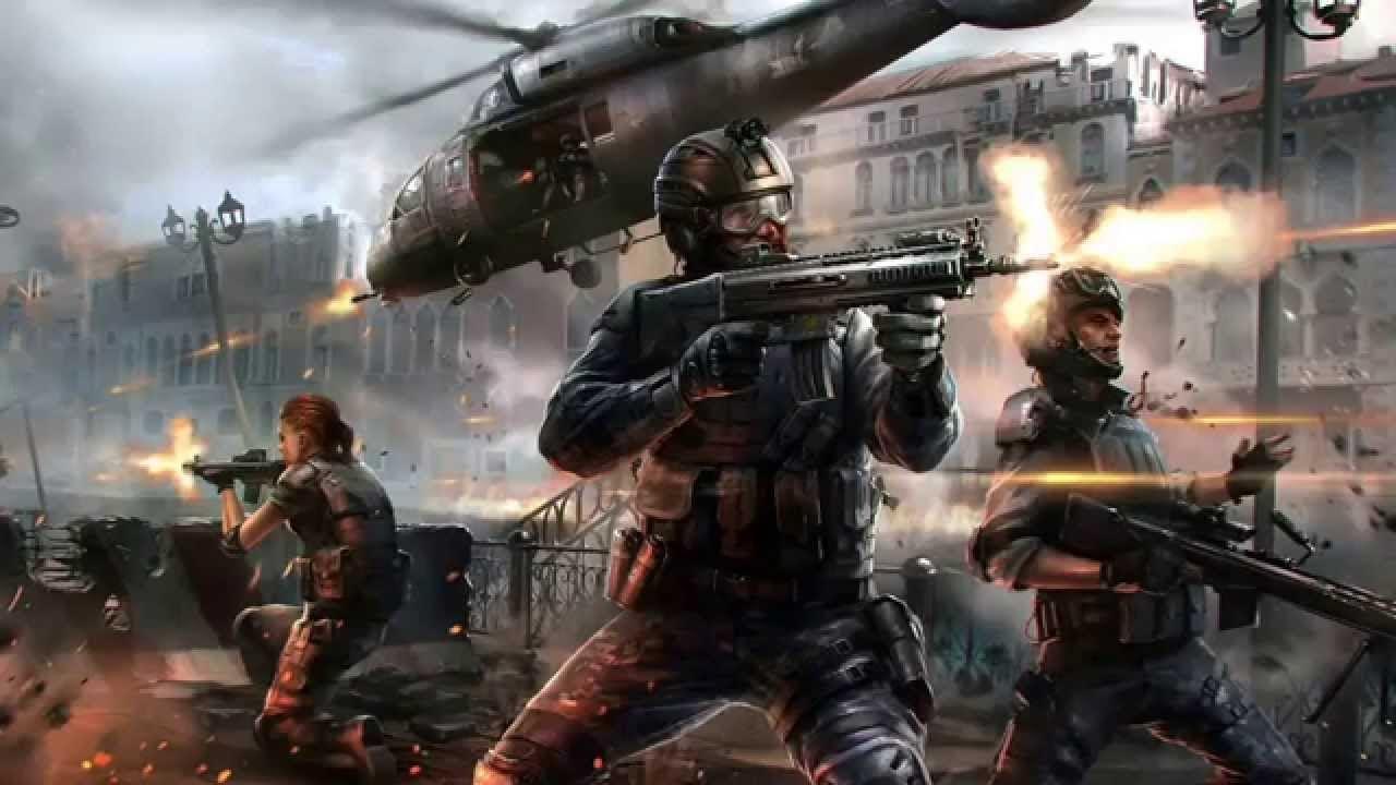 Free Online Shooting Games at Addicting Games