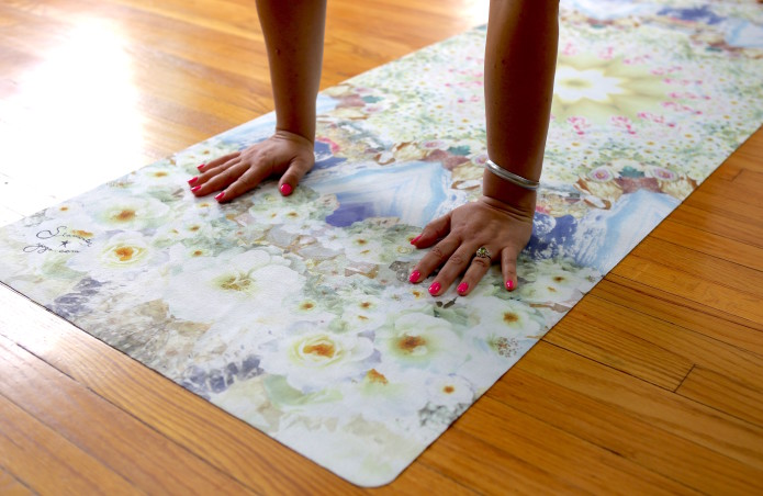 Beautiful Travel Yoga Mats for All Time Yogis