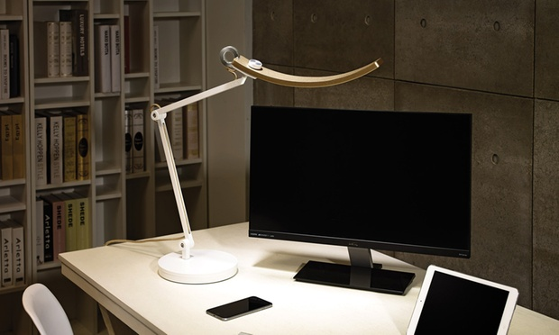 BenQ WiT: A Completely Eyes Care LED Desk Lamp